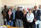 "(ANSA) - JESI (AN), 14 APR - Teatro: Al via a Jesi, Senigallia e Arcevia il progetto ""MigrArti: Land"".  +++ NO SALES, EDITORIAL USE ONLY +++"